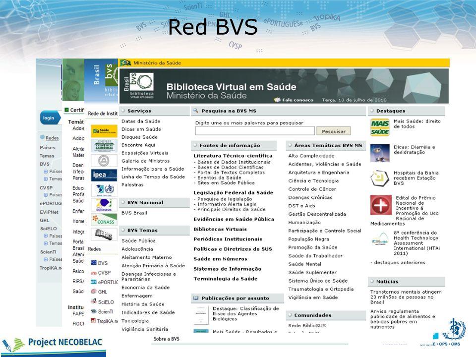 Red BVS