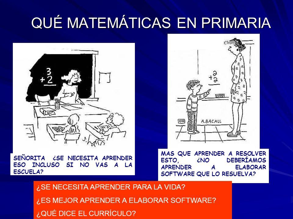 4: Pruebas diagnóstico 4º Primaria (2007) - Resolver las pruebas - Estudiar qué parte de la competencia matemática se pone en juego - (CM) Producir e interpretar información - (CM) Aplicar operaciones en contexto - (CL) Competencia lingüística - Aprender a aprender Situación propuesta es intelectual, escolar