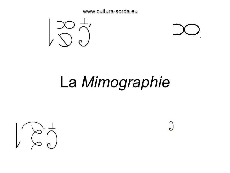 El primer sistema de escritura para las se ñ as (1825) Alejandro Oviedo http://www.cultura-sorda.eu Berlín, 2008 www.cultura-sorda.eu