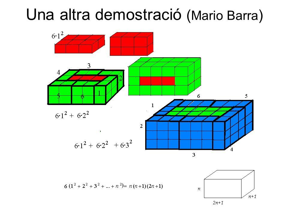 Una altra demostració ( Mario Barra )