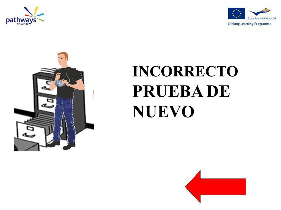 Wrong Question 3 INCORRECTO PRUEBA DE NUEVO