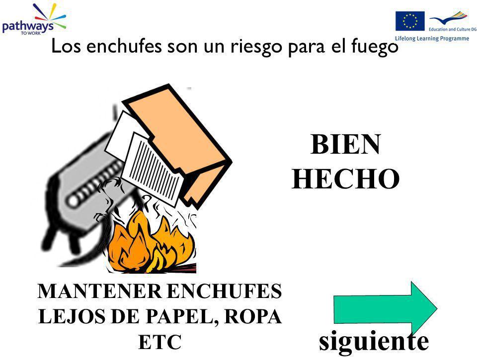 Correct Qu8 BIEN HECHO Esto pesa!.