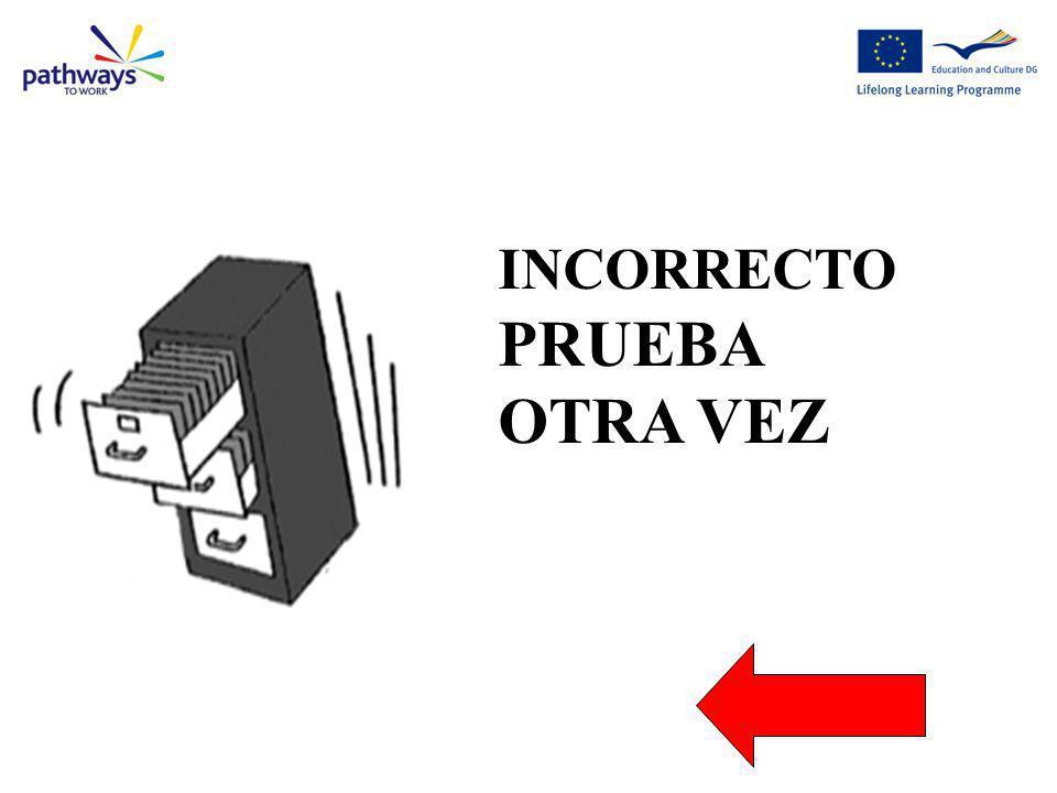 INCORRECTO PRUEBA OTRA VEZ Electricity at work can be dangerous Wrong9