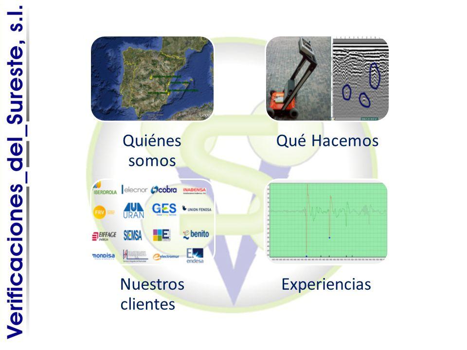 Quiénes somos Verificaciones del Sureste S.L., somos empresa de servicios eléctricos, con Sede Social en Villena (Alicante), puntos logísticos en las provincias de Alicante y Valencia, más la reciente apertura de Delegación Permanente en la Comunidad de Madrid (operativa desde Septiembre del 2010).