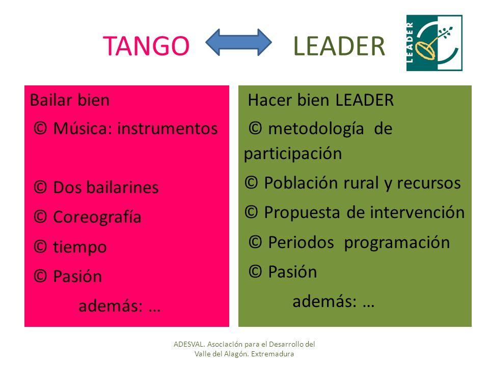 TANGO LEADER El baile tanguero está constituido sobre tres componentes básicos: El abrazo, un estilo lento de caminar y la improvisación.