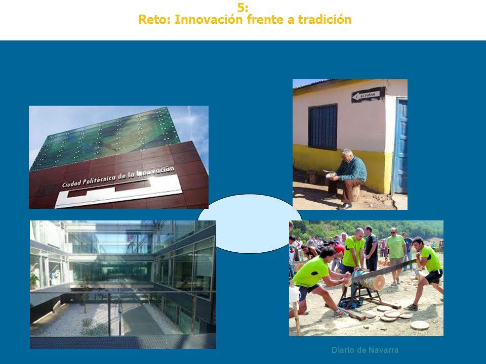 5: Reto: Innovación frente a tradición Diario de Navarra