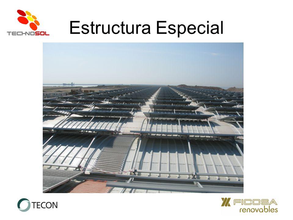 Estructura Especial