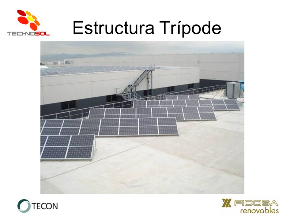 Estructura Trípode