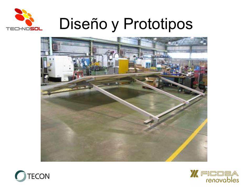 Diseño y Prototipos