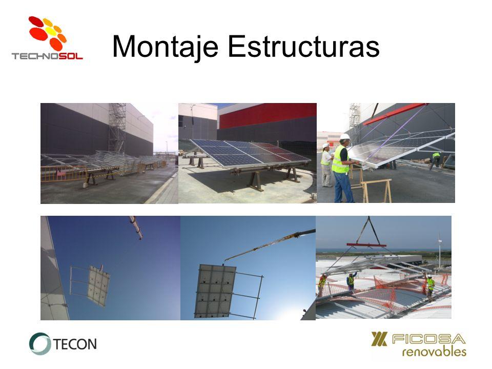 Montaje Estructuras