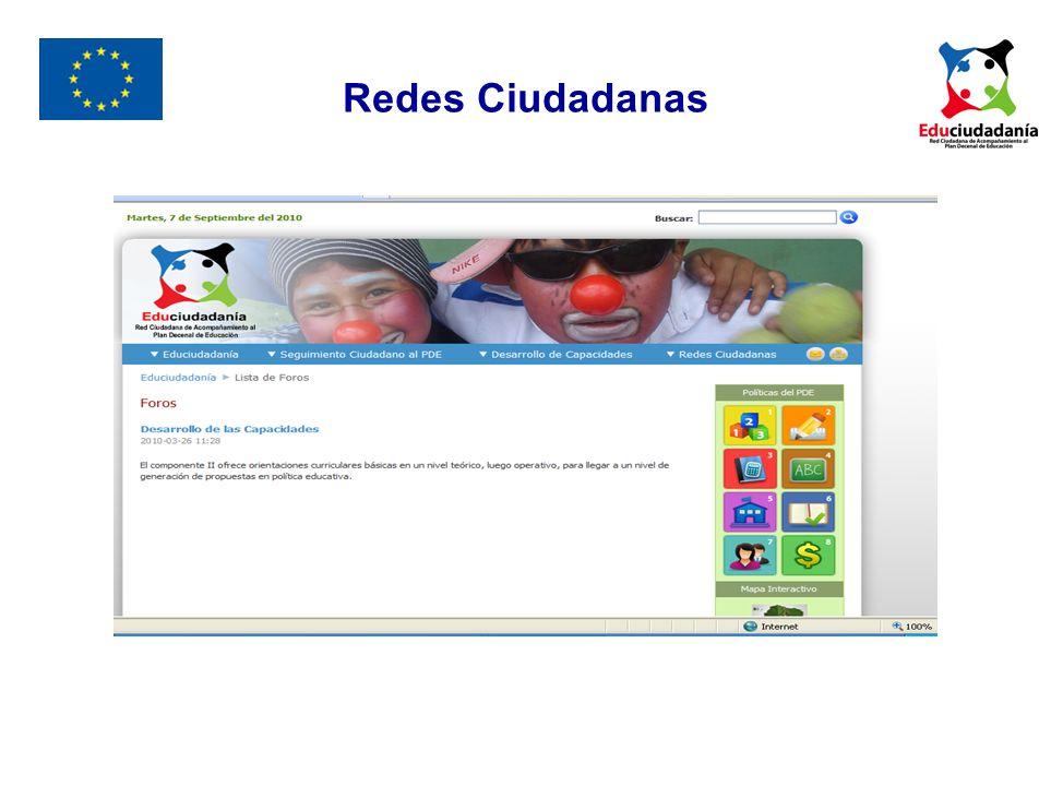 Redes Ciudadanas