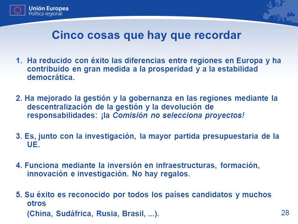 29 Más información...http://ec.europa.eu/regional_policy ¡GRACIAS POR SU ATENCIÓN.
