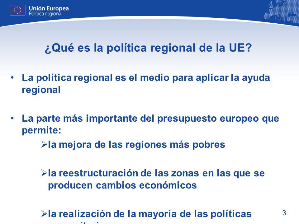 4 Presupuesto de la UE 2007- 2013 CRÉDITOS DE COMPROMISO POR RÚBRICA En miles de millones EUR, a precios de 2004 En % 1a.
