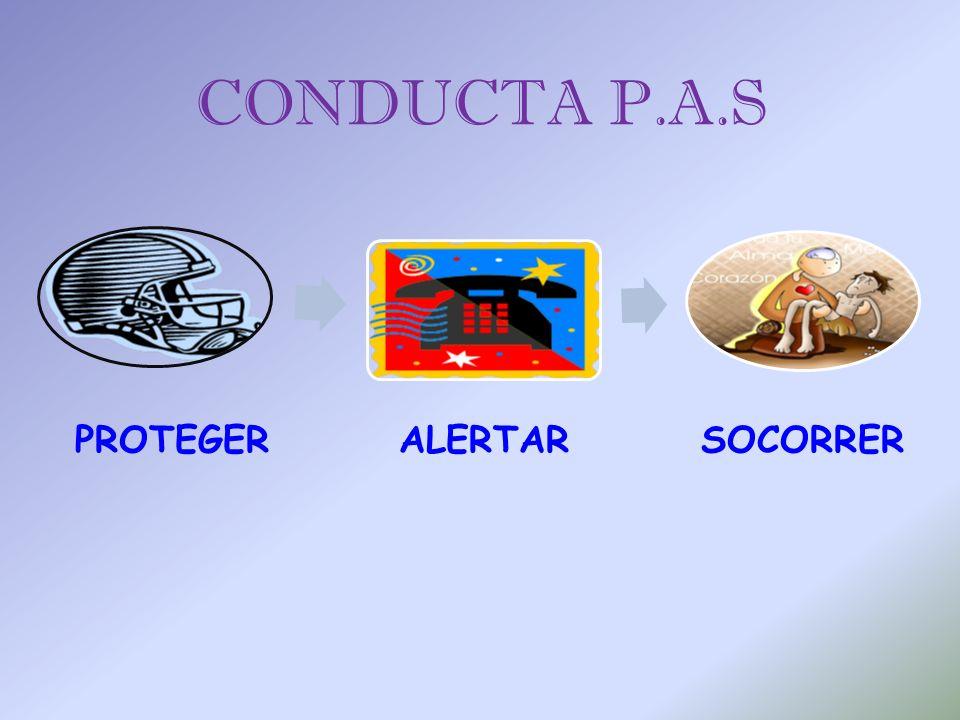PROTEGER ALERTAR SOCORRER CONDUCTA P.A.S
