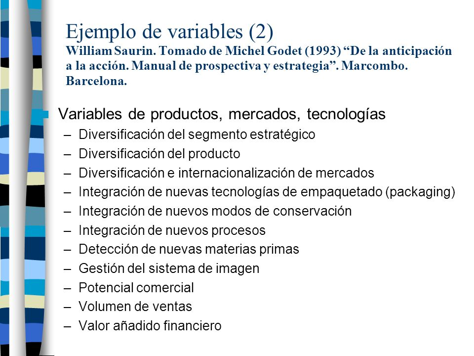 Ejemplo de variables (2) William Saurin.