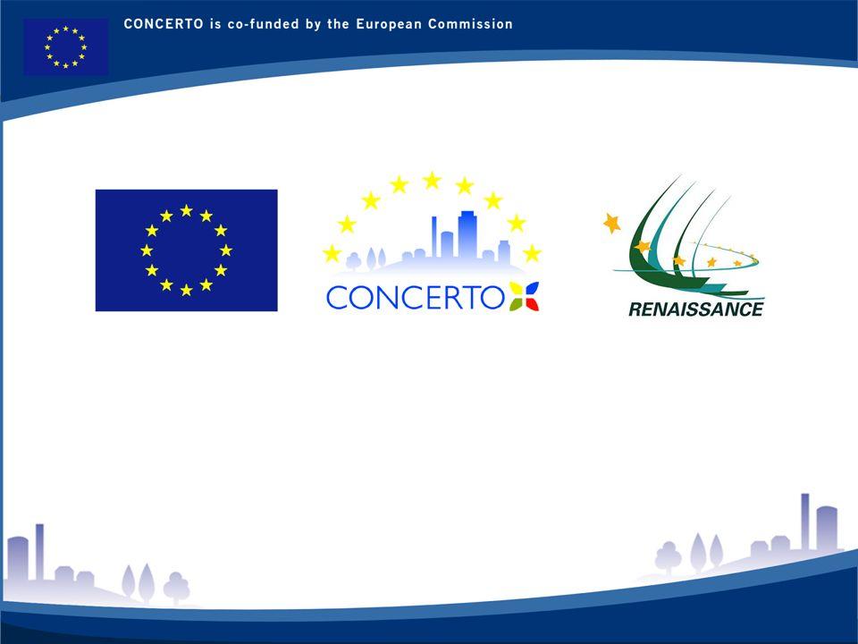 RENAISSANCE es un proyecto del programa CONCERTO co-financiado por la Comisión Europea dentro del Sexto Programa Marco RENAISSANCE - ZARAGOZA - SPAIN 28