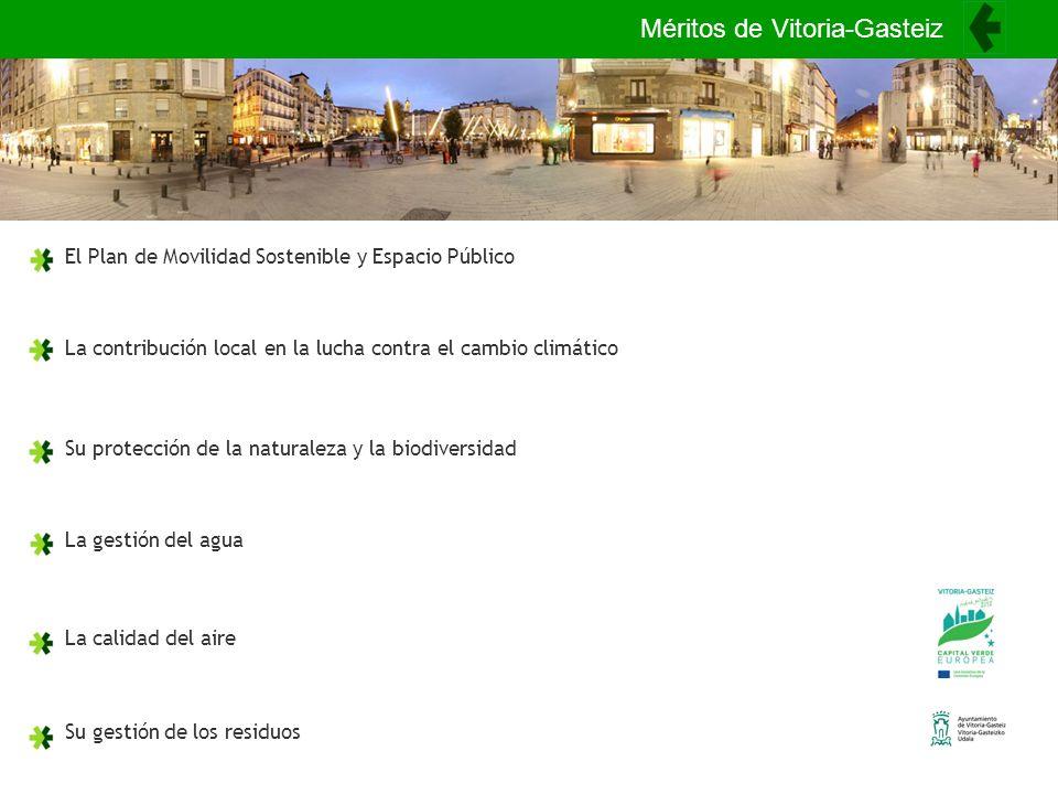 La ciudadanía La movilización ciudadana previa, clave en la designación de Vitoria-Gasteiz La implicación de su ciudadanía es uno de los valores de Vitoria-Gasteiz, y así lo entendió Europa.