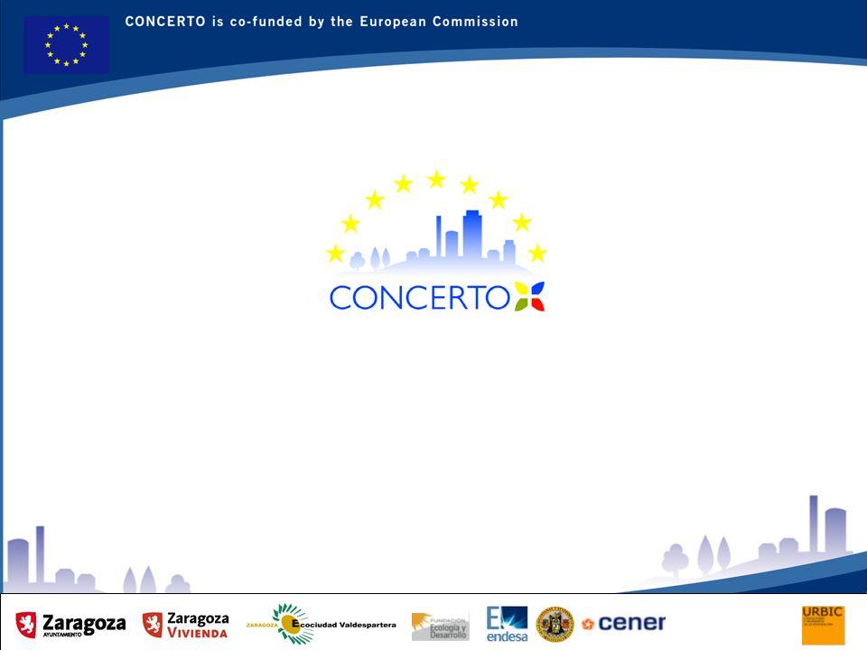 RENAISSANCE es un proyecto del programa CONCERTO co-financiado por la Comisión Europea dentro del Sexto Programa Marco RENAISSANCE - ZARAGOZA - SPAIN 9