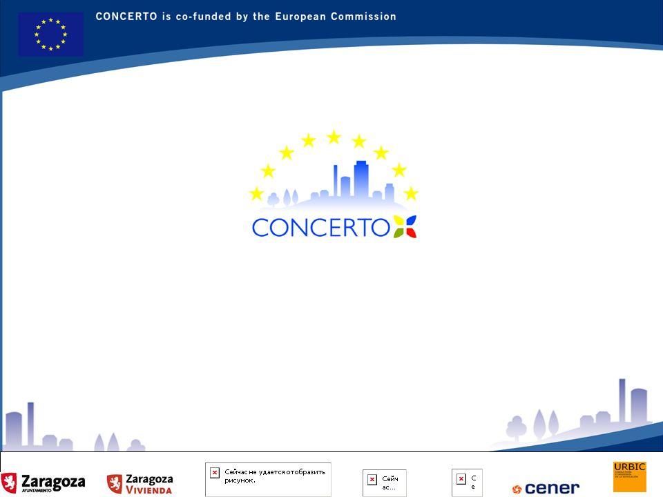 RENAISSANCE es un proyecto del programa CONCERTO co-financiado por la Comisión Europea dentro del Sexto Programa Marco RENAISSANCE ZARAGOZA SPAIN