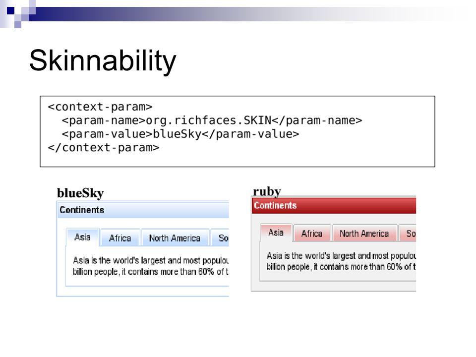 Skinnability
