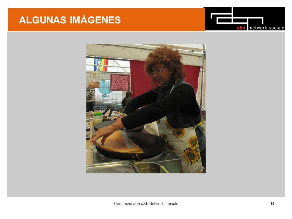 ALGUNAS IMÁGENES Consorzio abn a&b Network sociale14