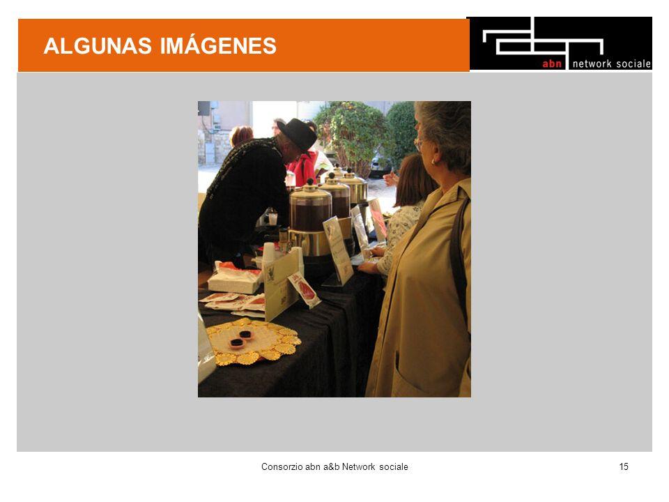 ALGUNAS IMÁGENES Consorzio abn a&b Network sociale15