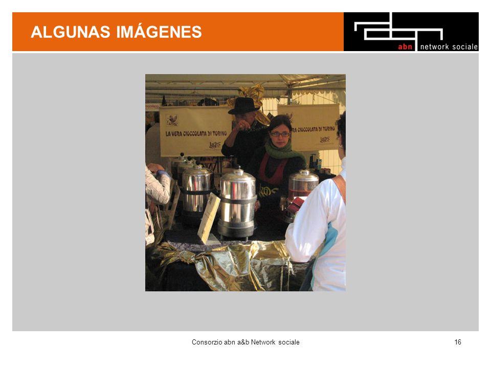 ALGUNAS IMÁGENES Consorzio abn a&b Network sociale16