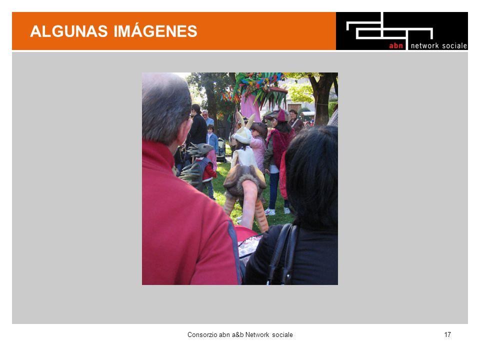 ALGUNAS IMÁGENES Consorzio abn a&b Network sociale17