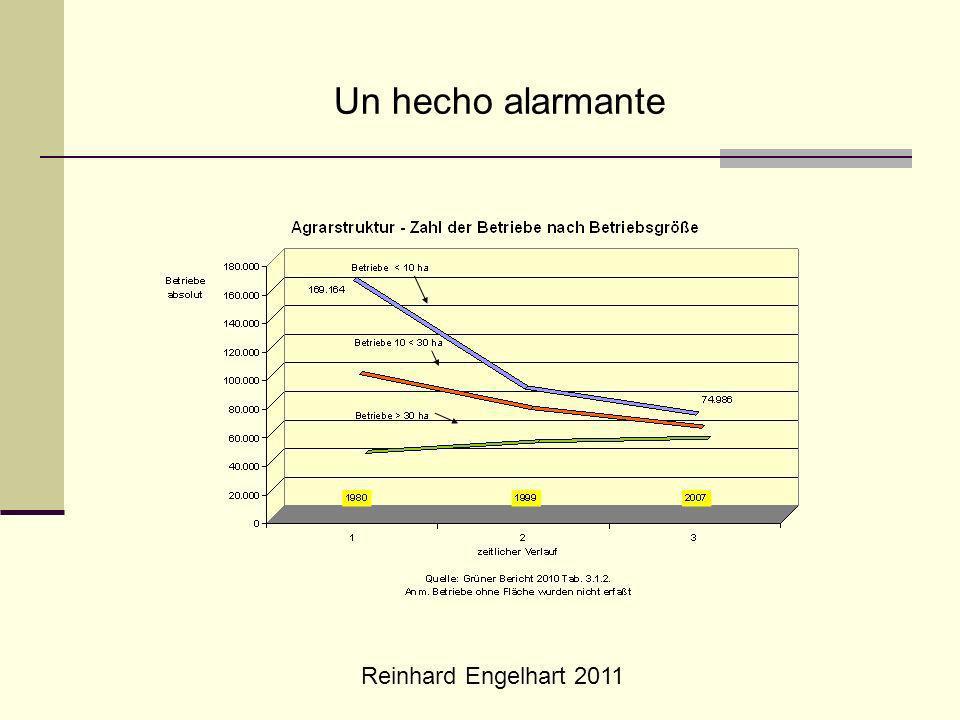 Reinhard Engelhart 2011 Un hecho alarmante