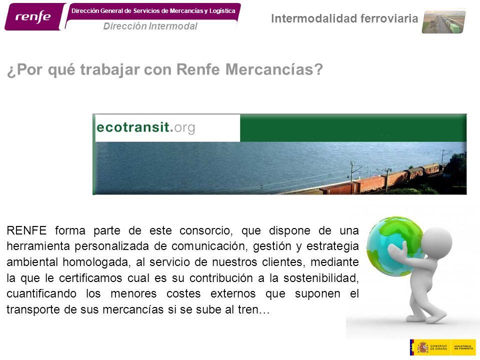 11 RENFE forma parte de este consorcio, que dispone de una herramienta personalizada de comunicación, gestión y estrategia ambiental homologada, al se