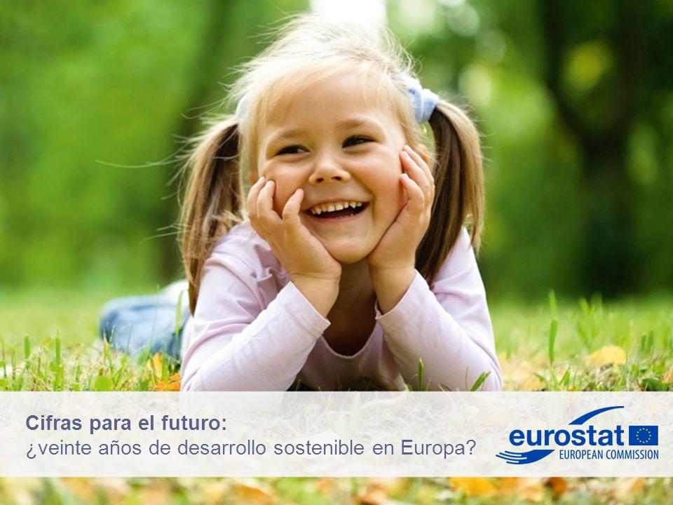 Cifras para el futuro: ¿veinte años de desarrollo sostenible en Europa?