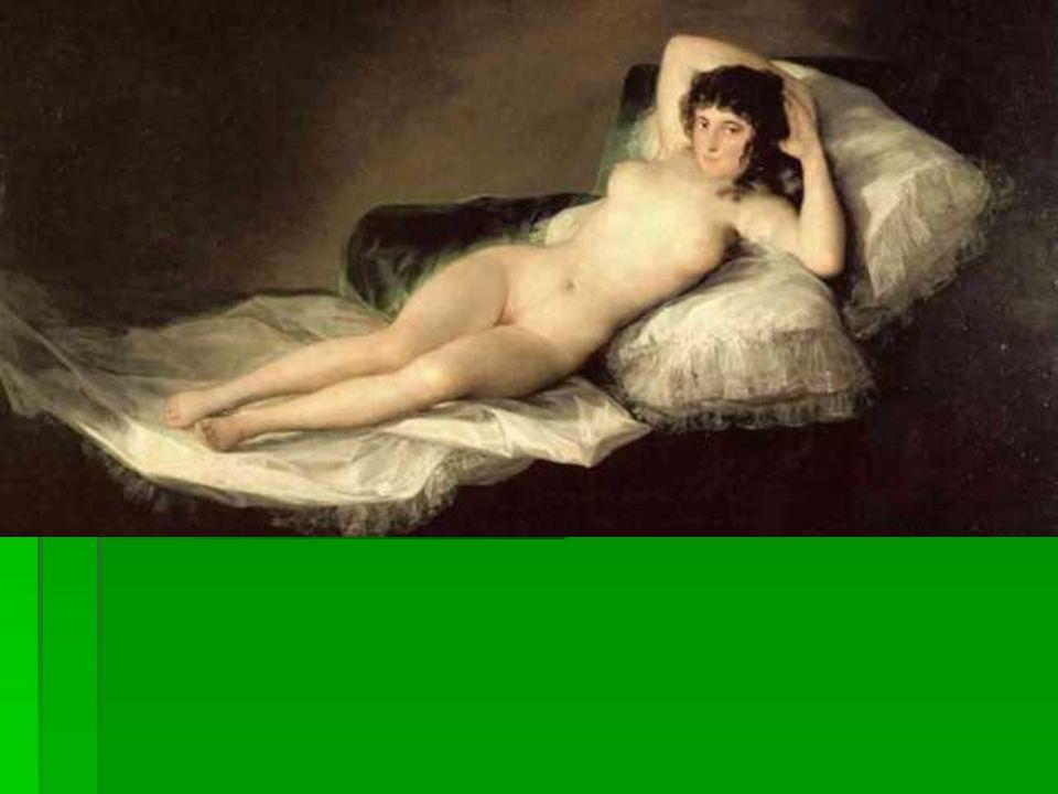 La Maja desnuda no es un desnudo mitológico, aunque se le llamaba Venus a veces en la época de Goya. Al contrario que las representaciones tradicional