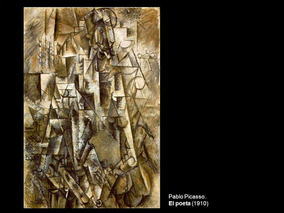 Pablo Picasso. El poeta (1910)