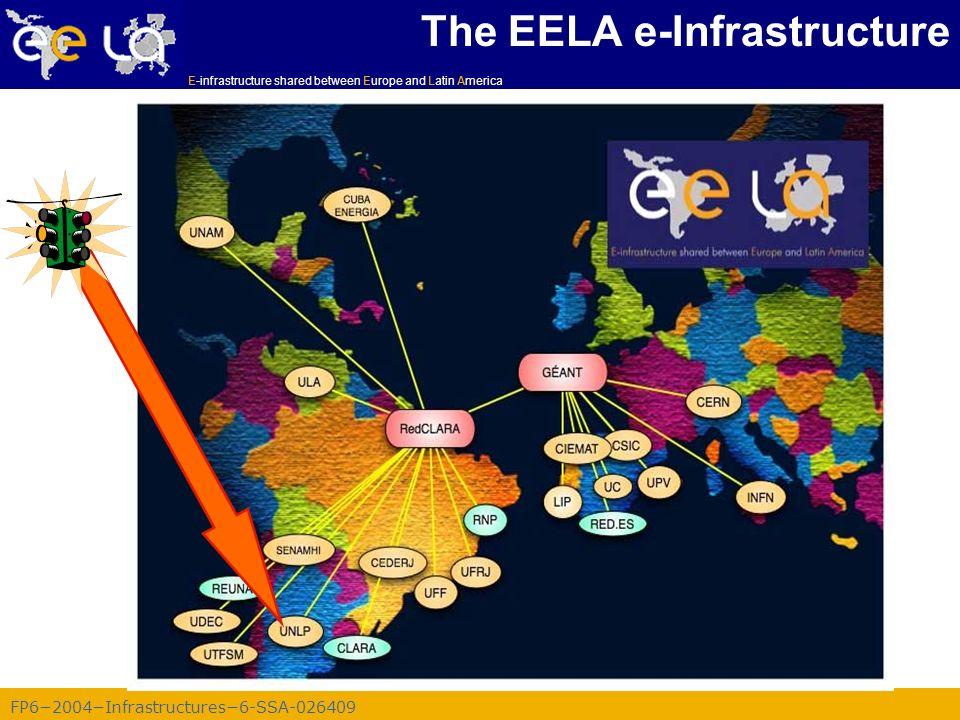 FP62004Infrastructures6-SSA-026409 E-infrastructure shared between Europe and Latin America WP3: Identificación y soporte de aplicaciones Grid –Identificación, selección y construcción de aplicaciones relevantes y herramientas adecuadas para la diseminación de Grid en Biomedicina, Física de Altas Energías, Clima y e- Educación.