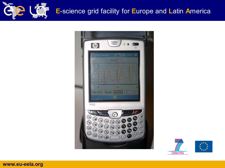 www.eu-eela.org E-science grid facility for Europe and Latin America