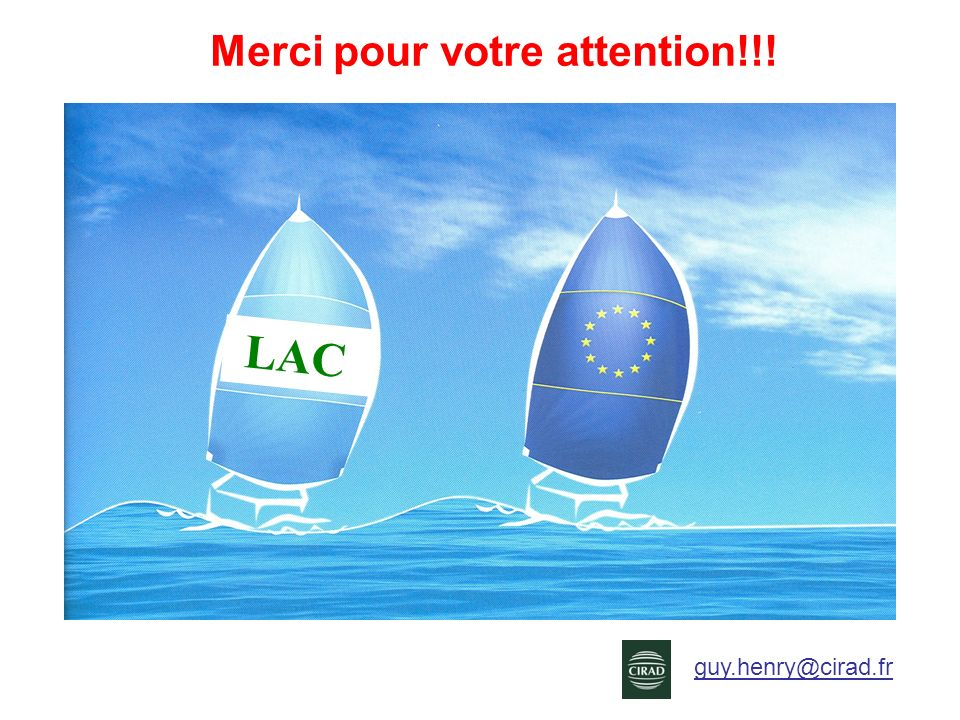 guy.henry@cirad.fr Merci pour votre attention!!! LAC