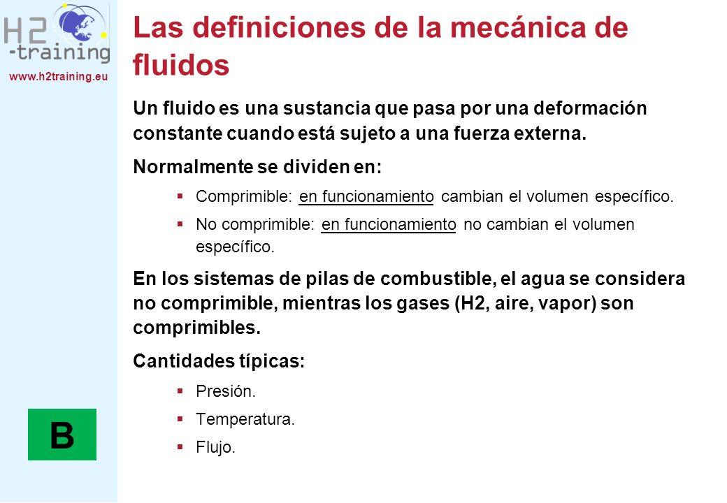 www.h2training.eu Bombas ¿Qué es una bomba.