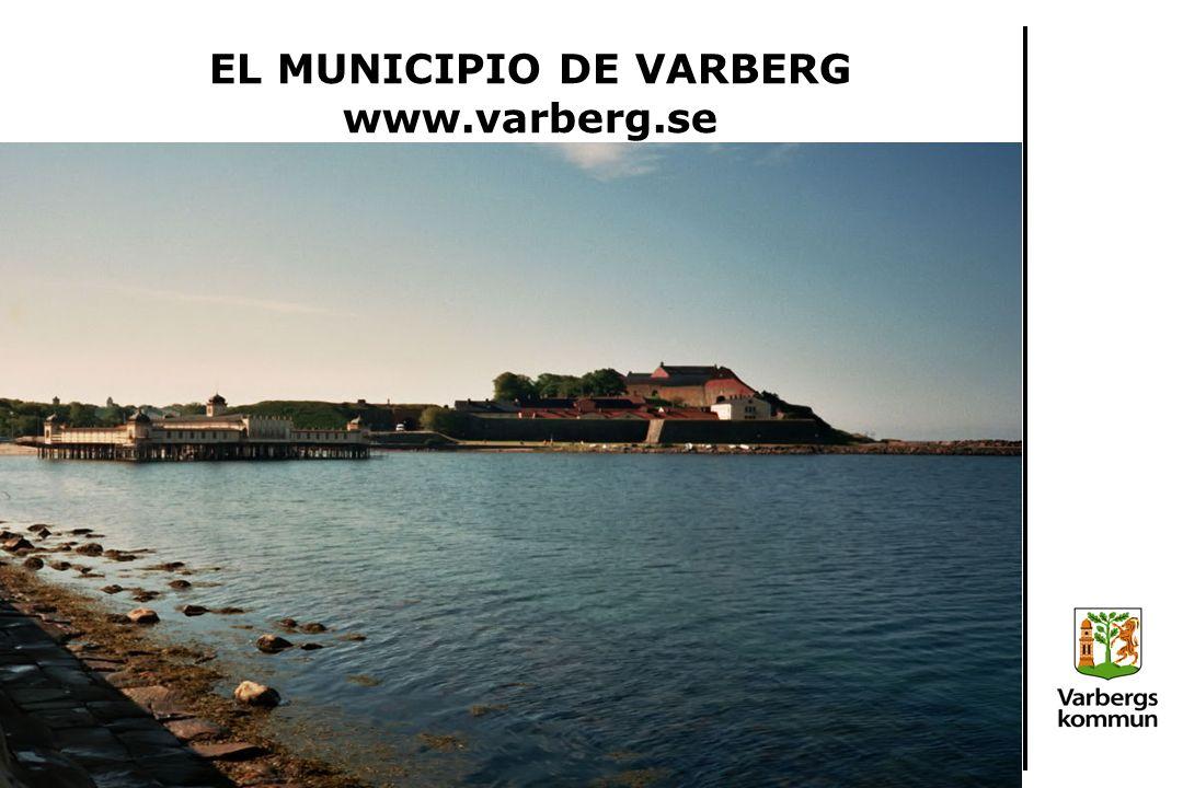 EL MUNICIPIO DE VARBERG www.varberg.se