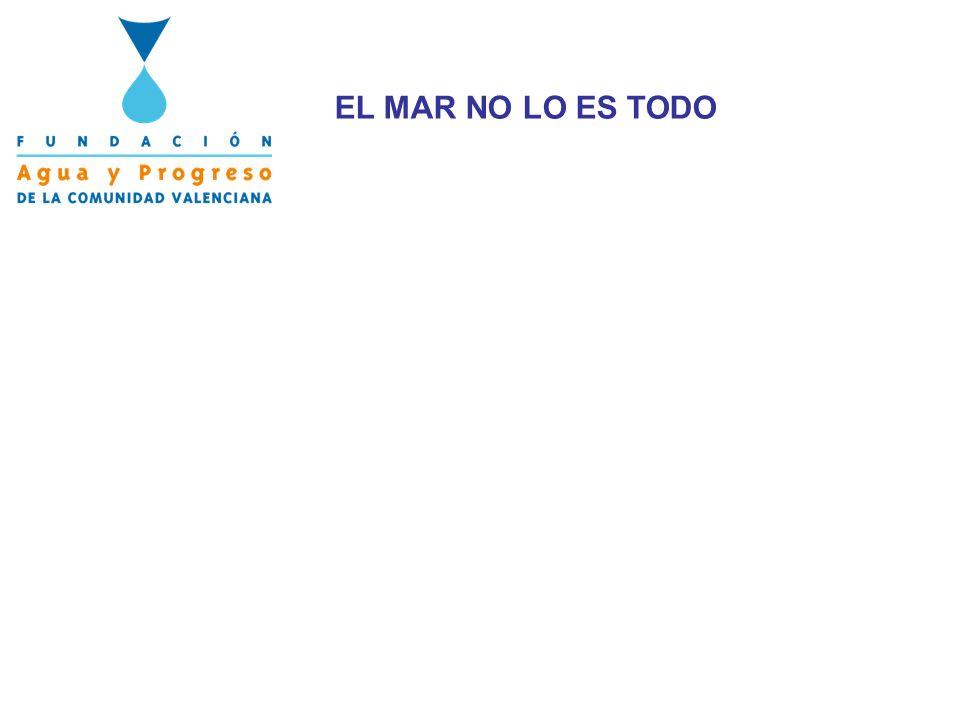 EL MAR NO LO ES TODO