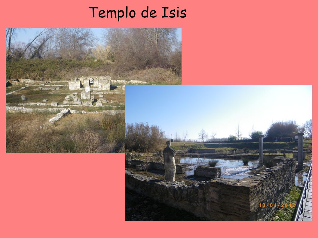 Templo de Isis