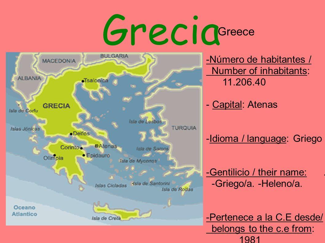 Comidas típicas de Grecia: Koulourakia Pastitsio caracoles Saganaki Typical food: