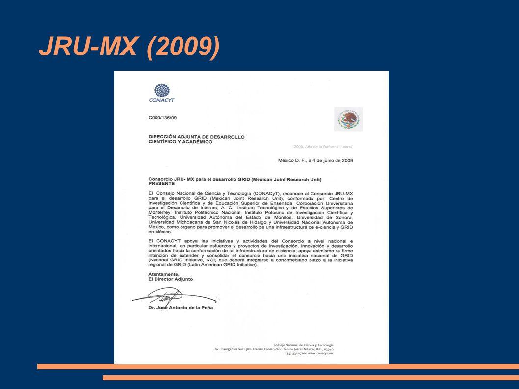 JRU-MX (2009)