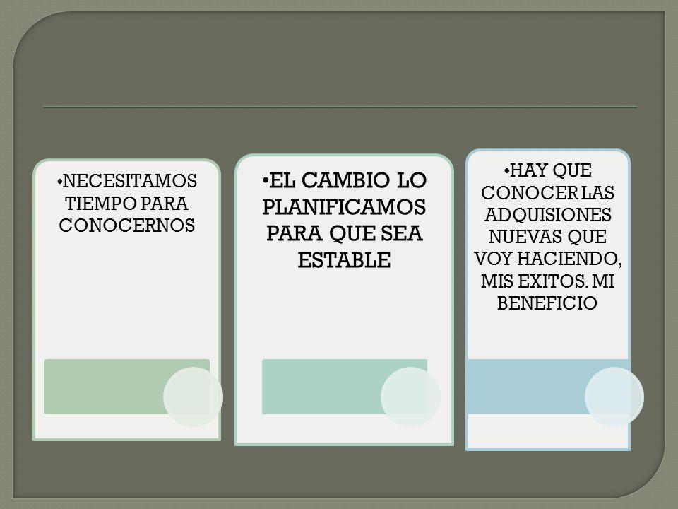 CONOCE LA DEMANDA IDENTIFICA CAPACIDADES IDENTIFICA PROBLEMAS CONOCE LAS DEMANDAS NO EXPRESADAS INICIA EL DISEÑO DEL ITINERARIO