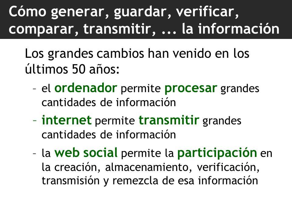 Cómo reorientar el manual Objetivo: acercar la información a la ciudadanía con eficacia Medio: permitir que el sector privado innove Estrategia: –evitar que las AA.PP.