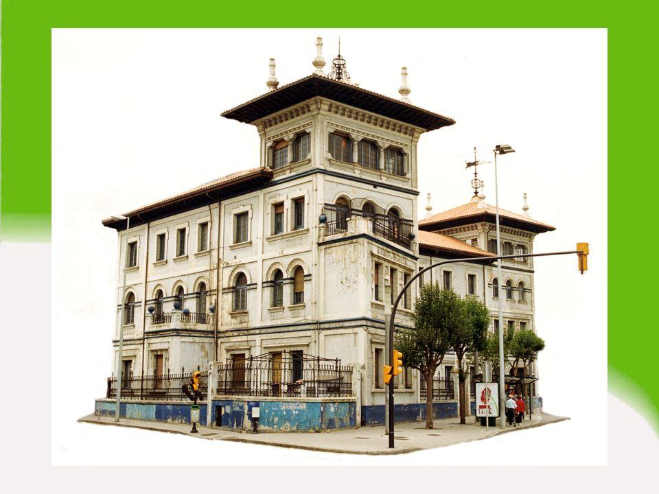 Y los Centros de Servicios Sociales, que son la instancia más cercana al ciudadano La Gota de Leche es la sede de la Fundación.