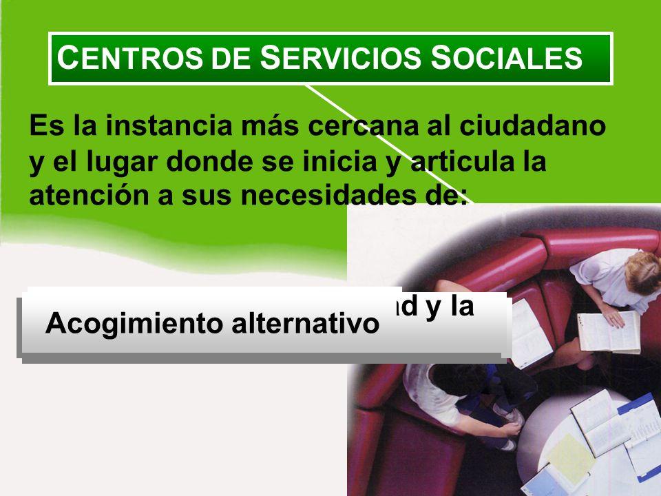 CENTRO DE SERVICIOS SOCIALES EL COTO Pza.