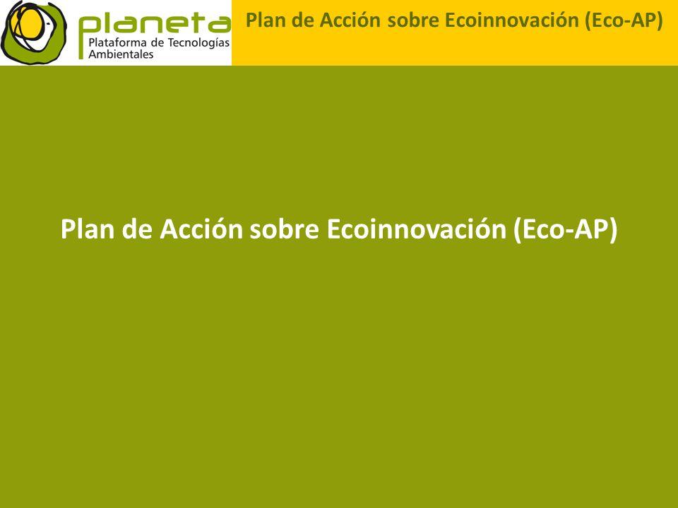 Plan de Acción sobre Ecoinnovación (Eco-AP)