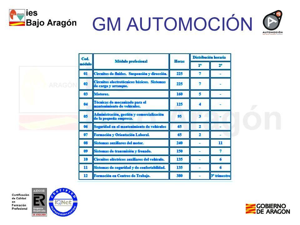 GM AUTOMOCIÓN