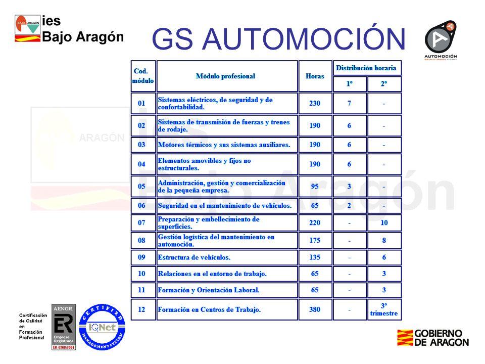GS AUTOMOCIÓN