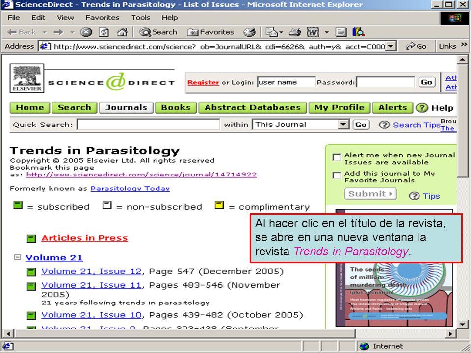 Partner publisher services 1 También se puede tener acceso a los recursos de texto completo desde los sitios web de las Editoriales Asociadas, seleccionándolas desde el menú desplegable.